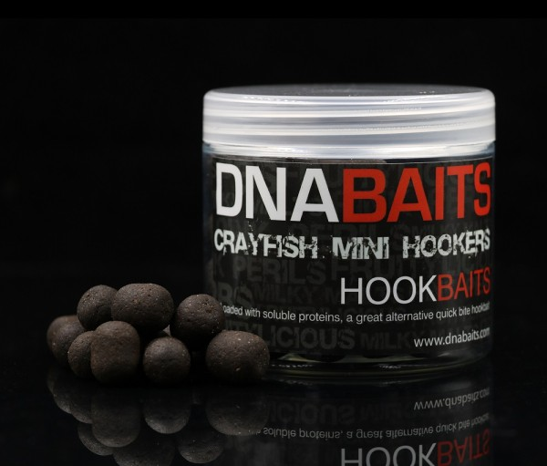 DNA Baits Crayfish Mini Hooker 10x15mm