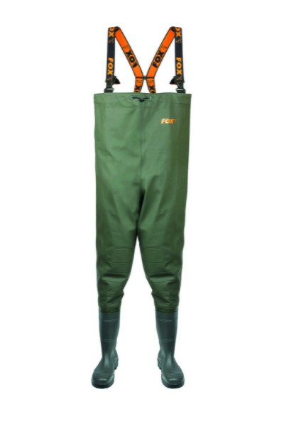 Fox Chest Waders Size 10 - 44