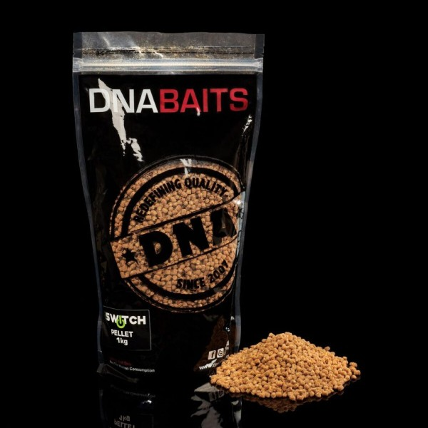 DNA Baits The Switch Pellets 1kg