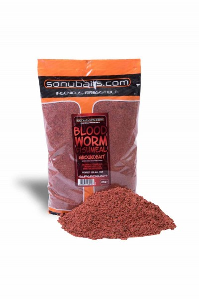 Sonubaits Bloodworm Fishmeal (2kg)