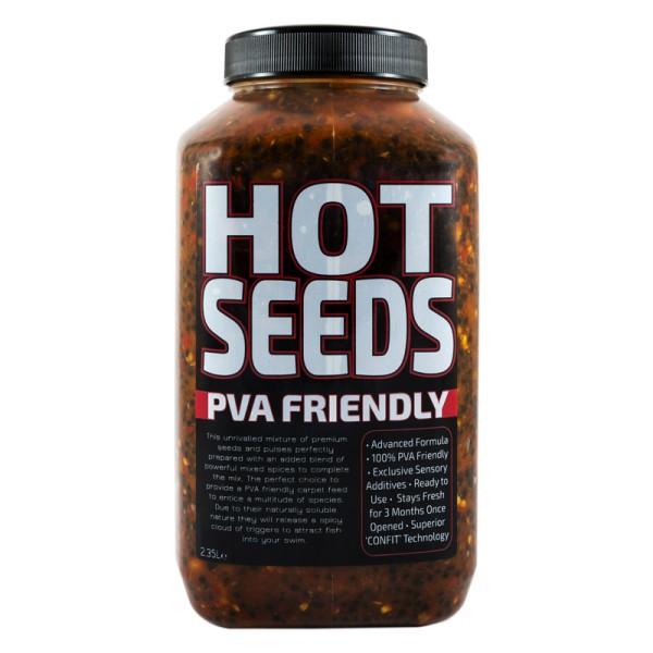 Munch Baits Hot Seeds 2,35l