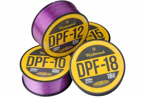Wychwood Deep Purple Fluro Coated Mono 10lb 0.28mm