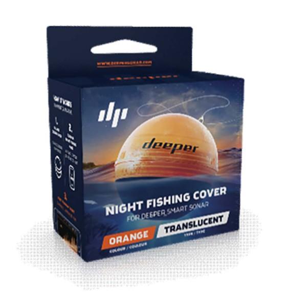 Deeper Night Fishing Cover (orange)