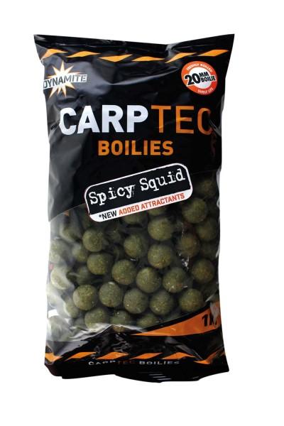Dynamite Baits Carptec Spicy Squid 2kg 15mm