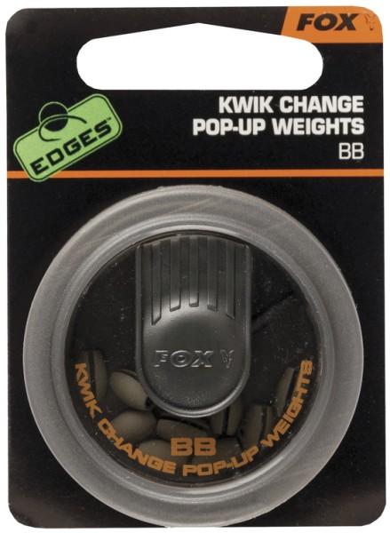 Fox Edges Kwik Change Pop-Up Weight BB