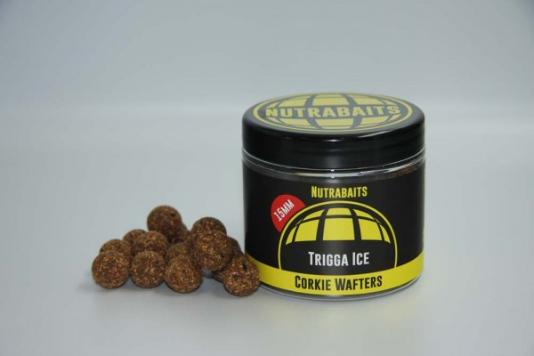 Nutrabaits Trigga-Ice Corkie Wafters 18mm