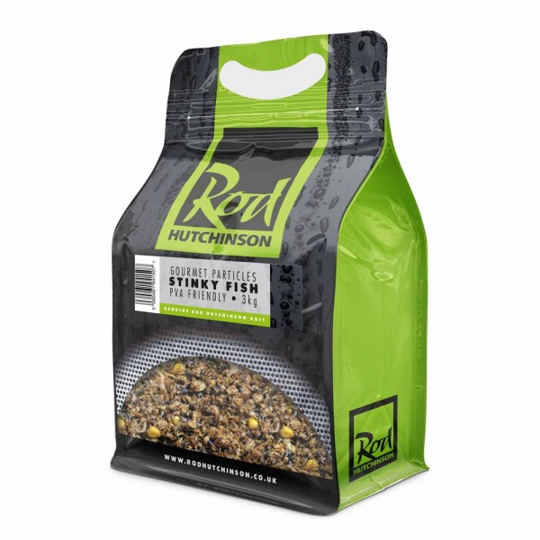 Rod Hutchinson Stinky Fish Particle Mix 3kg