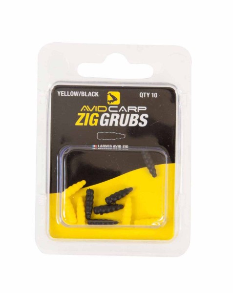Avid Carp Zig Grub Kit