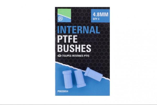 Preston Internal PTFE Bushes - 4.8mm