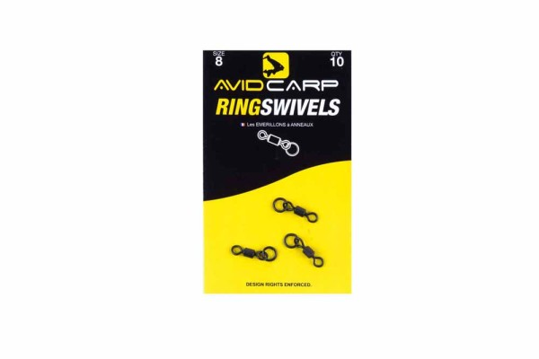 Avid Carp Ring Swivel