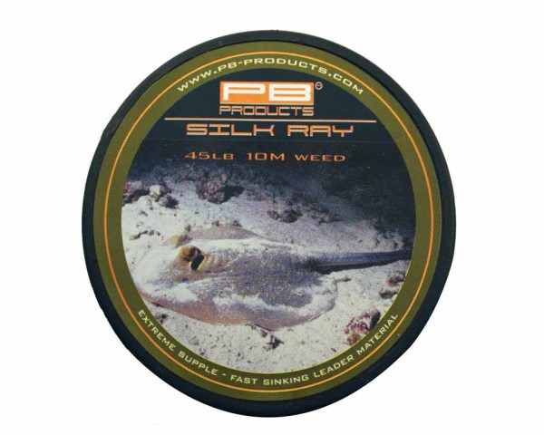 PB Products Silk Ray 65lb Silt