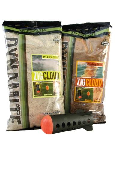 Dynamite Baits Zig Cloud Milky Mix 2kg