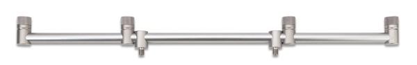 Anaconda Gunmetal 4 Rod Goal Post Buzzer 55cm