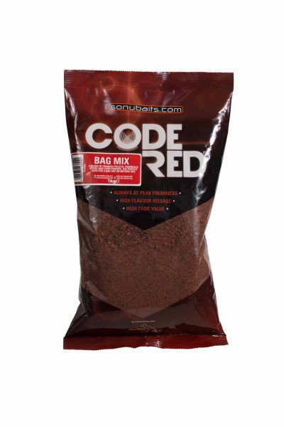Sonubaits Code Red Bag Mix