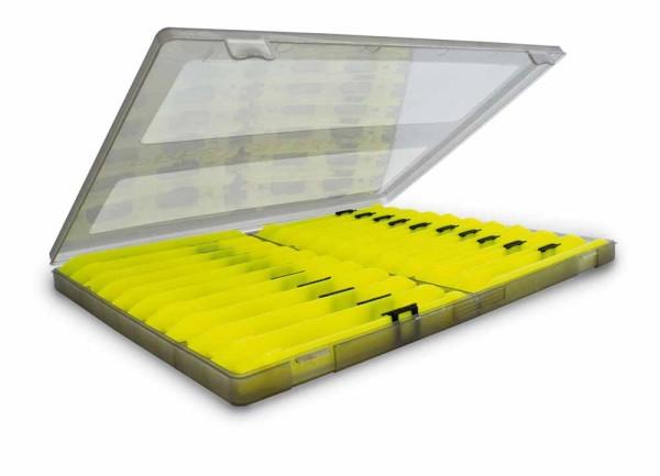 Preston Double Slider Winders 26cm Orange In A Box