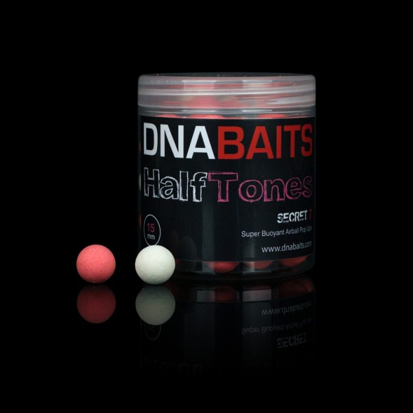 DNA Baits Secret 7 HalfTones 15mm