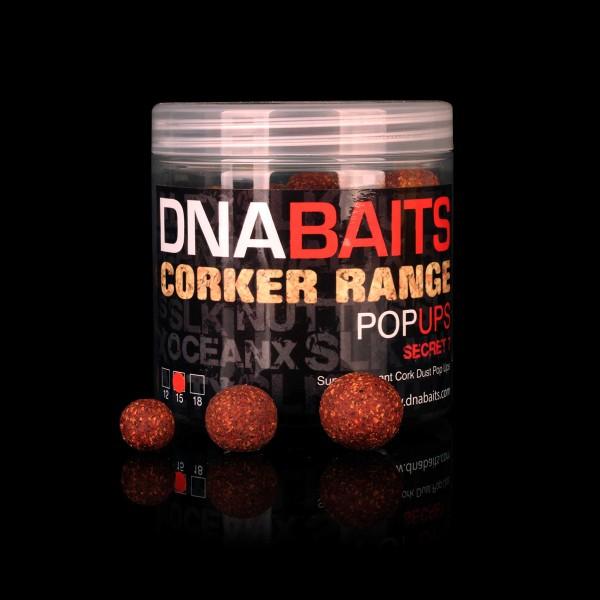 DNA Baits Corker Pop Up Secret 7 18mm