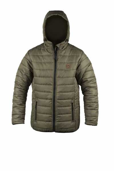 Avid Carp Anywear Thermal Quilted/Puffer Jacket - Large
