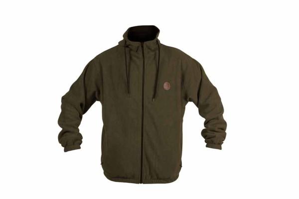 Avid Carp Reversible Hooded Fleece
